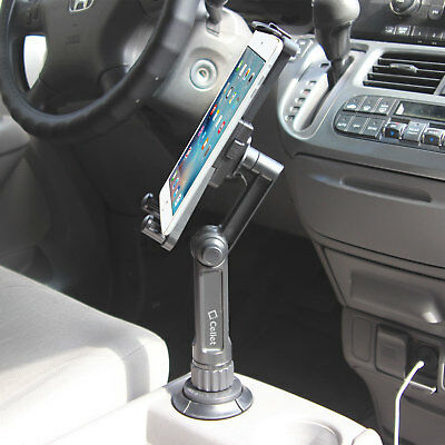 CAR TABLET IPAD Navigation Install Mount Holder Universal Cup Size Cradle  Stand
