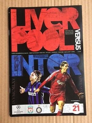 liverpool inter milan march 11 - photo#32