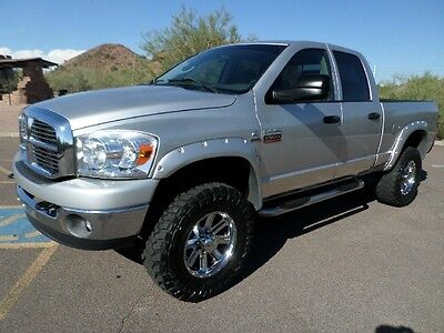 2002-2008 Ram 1500 Fender Flare Pocket Style Riveted Smooth Paintable