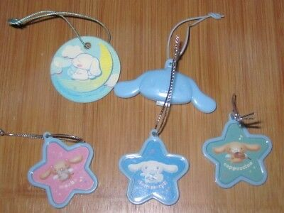 Sanrio CINNAMOROLL TRINKET ORNAMENT ESPRESSO STAR Vintage 2002-2003 NEW