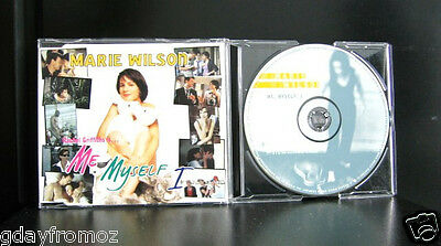 Marie Wilson - Me Myself I 4 Track CD Single