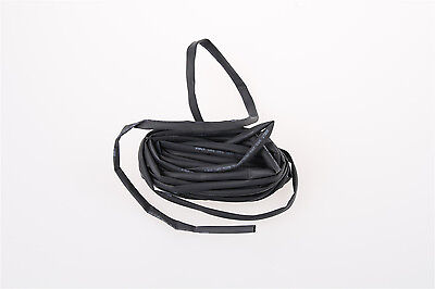 4mm Dia4mm 10M Length Insulated Heat Shrink Tube Sleeving Wrap Wire Kit Black
