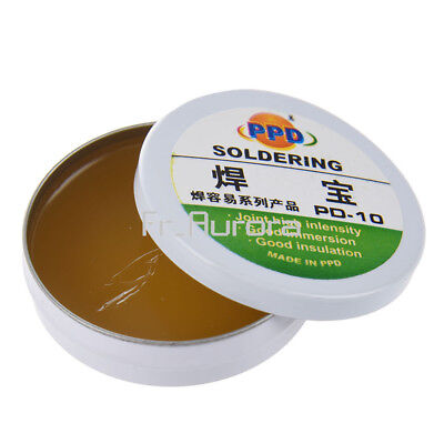 PPD 10g Soldering Solder Paste Flux Cream Welding Paste Rosin Fragrant