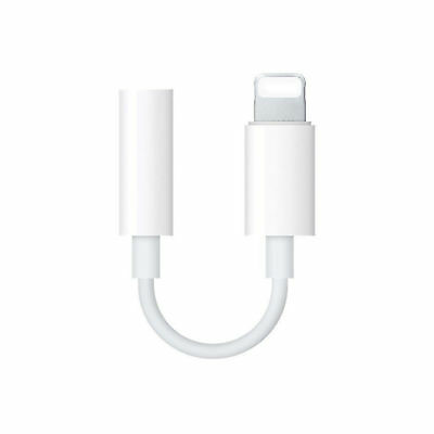 New Lightning to 3.5mm Headphone Jack Adapter Cable For Apple iPhone 7/7 Plus