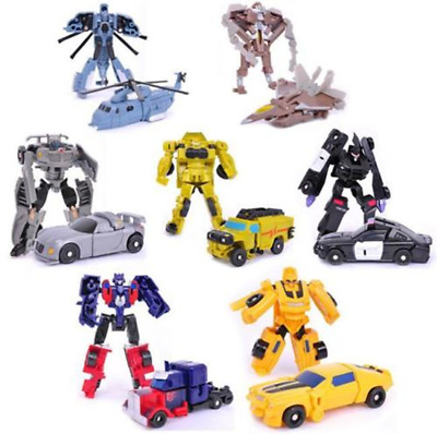 Transformers Toys Robots Autobots Cars Truck Helicopter Plane Robot