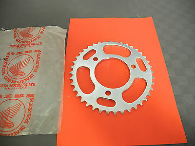 Sprocket Rear Sprocked Rear HONDA MB8 MT8 MB5 MT5 40 Teeth NEW