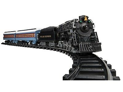 Lionel Polar Express Ready to Play Train Set showcase the magic of Christmas NEW