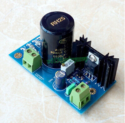 AC-DC LM317 + TL431 High Precision Linear Regulated Power Supply Board Max 1.5A