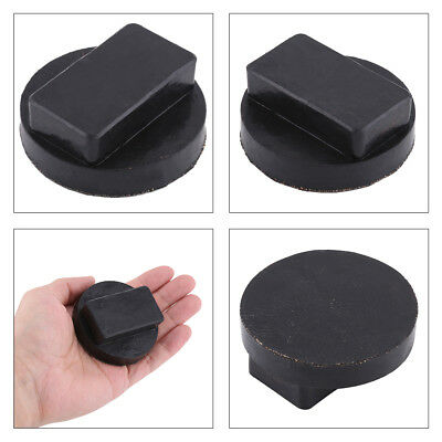 Black Car Rubber Jack Pads Tool Jacking Pad Adapter for BMW Mini R55 R56 R57 R58