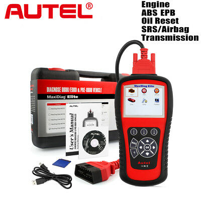 Autel MD802 Auto Diagnostic Scan Tool Code Reader ABS SRS EPB Oil Service Reset