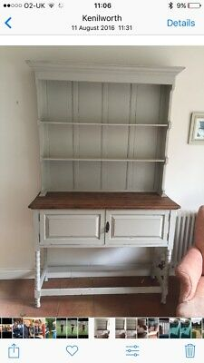 Beautiful Vintage Dresser painted in Farrow and Ball