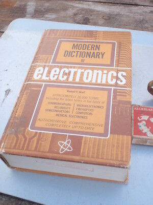 Electronics Dictionary  1977    800 pages