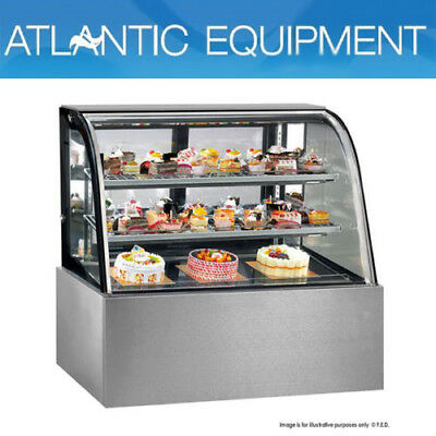 Cake Display Chilled Display Cabinet Cg180Fa-2Xb