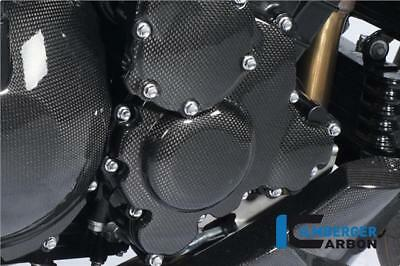 Ilmberger GLOSS Carbon Fibre Lower Engine Cover Triumph Speed Triple 1050R 2013