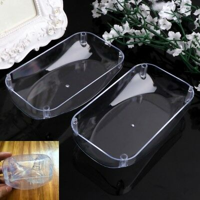Portable Clear Baby Infant Pacifier Nipple Cradle Case Holder Storage Box Travel