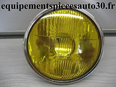 Phare Optique Fiat 131 132 Montage Carello 455 Reference 03912800