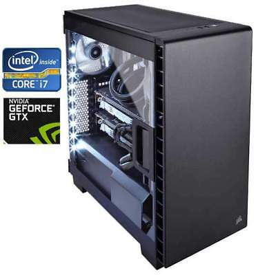 PC Gaming PRO2 GTX Intel Core i7-6800K 3.40GHz(6CORE)+32GB+(4.5TB)500SSD/M.2+4.0