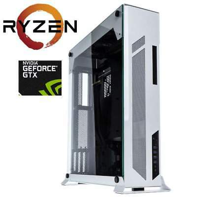 PC Gaming ULTIMATE GTX1 AMD RYZEN7 1800X 3.6GHz/LIQUID+64GB+(5.0TB)1.0TBSSD/EVO9