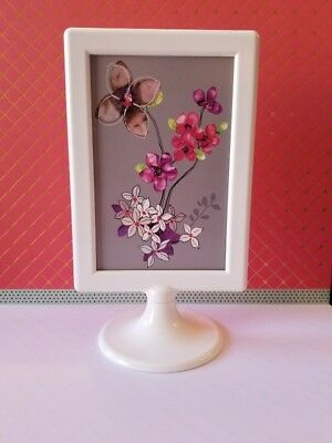IKEA TOLSBY White Table Top Picture Frame Fits 2 Photos Wedding Party Home Decor