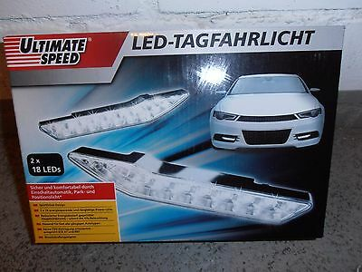 LED Tagfahrlicht - Ultimate Speed