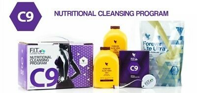 C9 - Forever Living Clean 9 - Aloe Vera Cleanse, Weightloss and Detox program