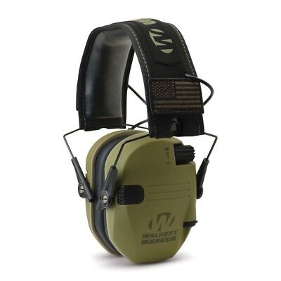 Walkers Game Ear Gwp-Rsempat-Odg Walker'S Gwp-Rsempat-Fde Hunting Earmuffs