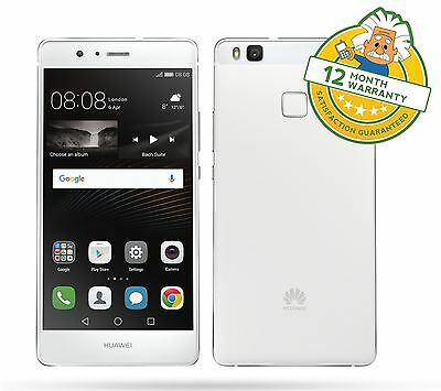 Huawei P9 Lite White 16 GB (Unlocked) Android Smartphone Grade A