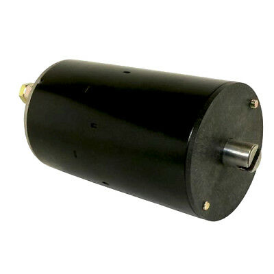 New Electric Snow Plow Motor Fits Western Fisher Surburbanite 27753 F00Mm0804