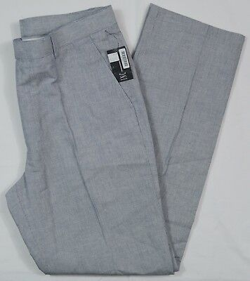 INC #4615 NEW Men/'s Flat Front Regular Fit London Dressy Casual Pants