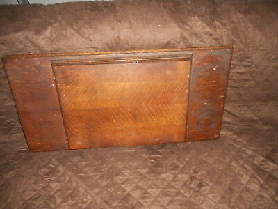 Vintage  Singer Treadle  Sewing Machine  Table Top With Spring
