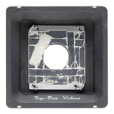 Toyo 810M Recessed Graphic Lens Board Adapter.