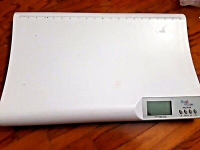 Weigh To Grow Baby Scale  Maximum Weight 44 LBS EUC