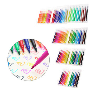 1Set Watercolor Colored Pencils Mixed Color Premium Lead Free Kids Drawing Tools