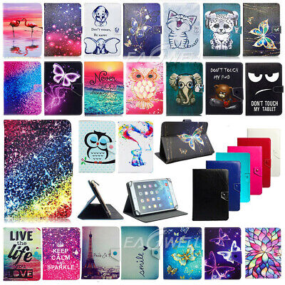 For Samsung Galaxy Tab A A6 7.0 10.1 inch T280 T580 Universal Leather Case Cover