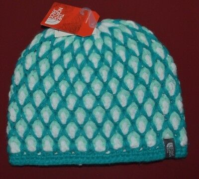 ec85d3c642e The North Face Women s Men s Beanie Hat Briar One Size Green Winter Snow  New  40