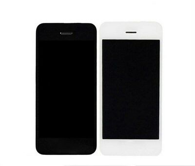 Iphone 5/5c/5s touchscreen lcd display assembly digitizer ersatz weiß/schwarz