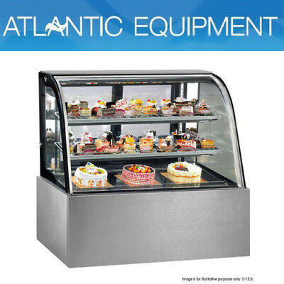 Cake Display Cabinet Cg' Chilled Cg090Fa-2Xb
