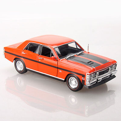 Ford Falcon XW GT HO 351 1:32 Scale Aussie Classic Diecast Car Brambles Red