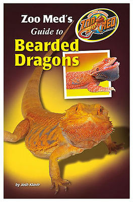 Zoo Med Care of Bearded Dragons Book