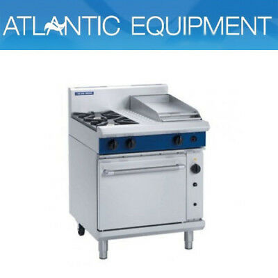 Blue Seal GE54D/C 750mm Gas Range Convection Oven