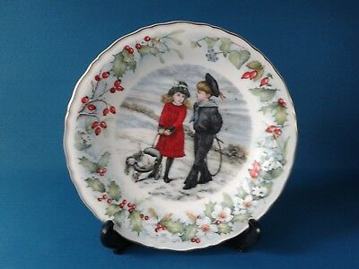 Wedgwood The Victoria & Albert Museum Christmas Plate