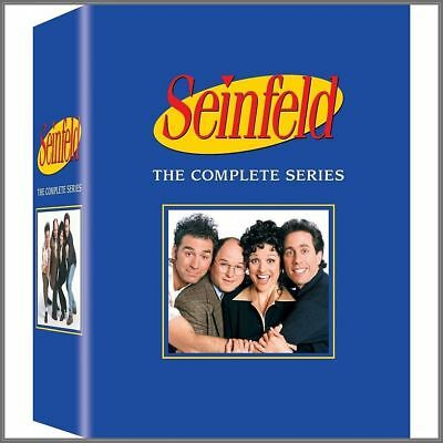 Seinfeld:The Complete Series[33 Discs DVD Box Set] Best Deal,(DON'T MISS)!!