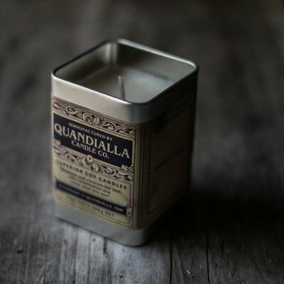 Quandialla Candle Co Superior Soy Candles