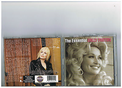 Dolly Parton 2 CD SET. The Essential .BEST OF..GREATEST HITS
