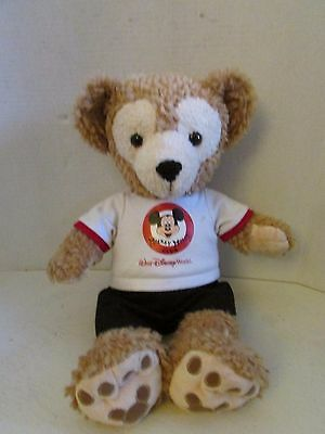 Disney Mickey Mouse Club Stuffed Plush Duffy Bear Clothes Outfit Costume