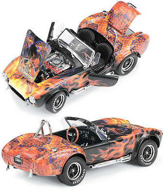 Franklin Mint 1:24 1966 Shelby Cobra 427 S/C King of Cobras Limited Edition NEW