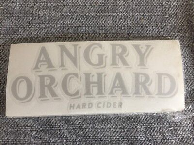 Angry Orchard Decal Sticker