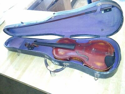 4/4 stainer jacobus stainer 1716 violin
