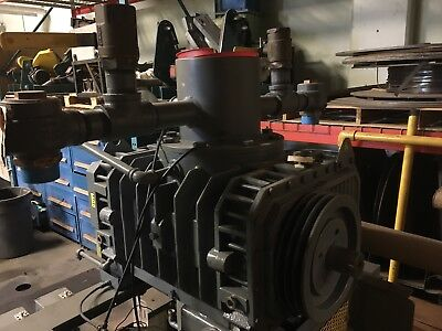 ROOTS Rotary Lobe Blower Assembly