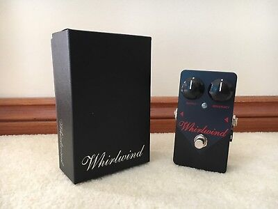 Whirlwind-Rochester-Series-Red-Box-Compressor-Guitar-Effect-Pedal-MXR Dyna Comp